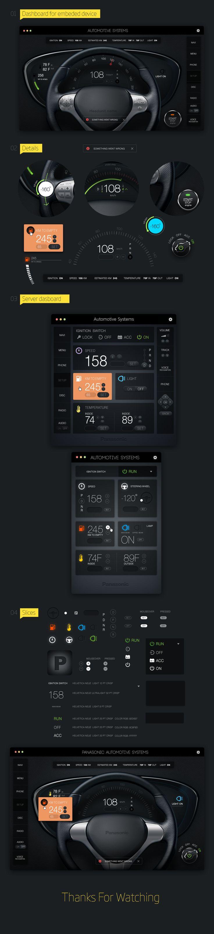 工控类软件界面设计欣赏之一