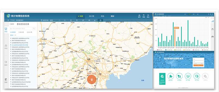 ui界面设计公司分享gis ui设计系列之二:三十个地图大
